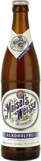 Пиво Maisels Weisse AlcoholFrei