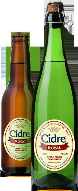Сидр Cidre Royal