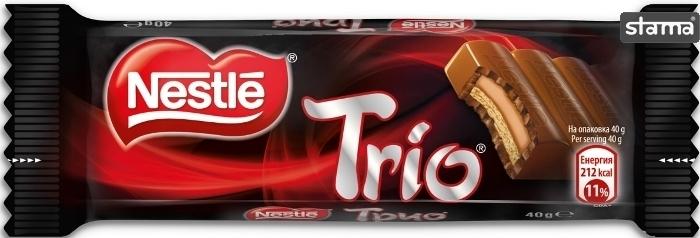 Шоколад Nestle - Trio
