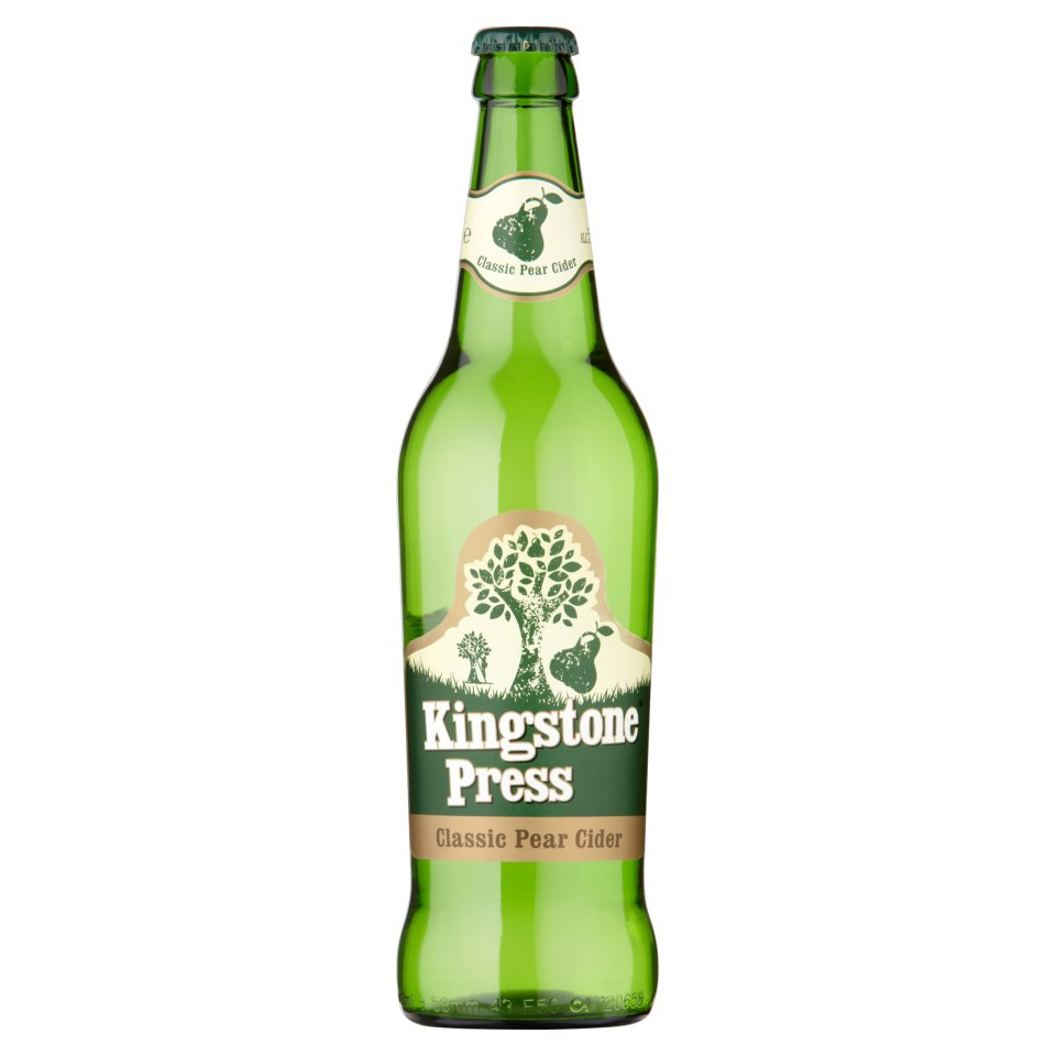 Сидр Kingstone Press Classic Pear Cider (грушевый)