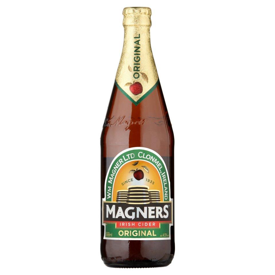 Сидр Magners Original (яблочный)