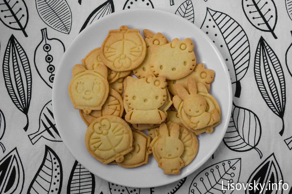 Плунжеры для печенья 2